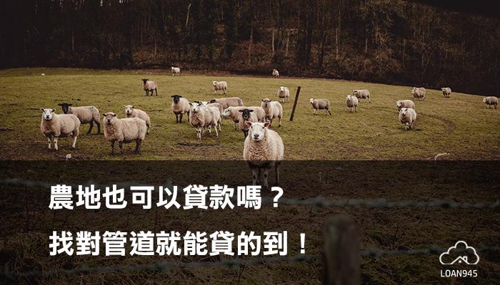 農地可以貸款嗎?找對管道就能貸的到!【貸款就找我】